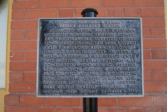 Photo of Black plaque № 14084