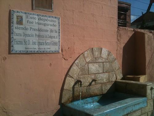 Fuente Balconchán