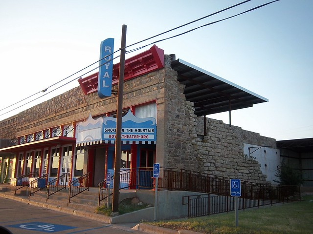 Royal Theatre, Archer City, Texas