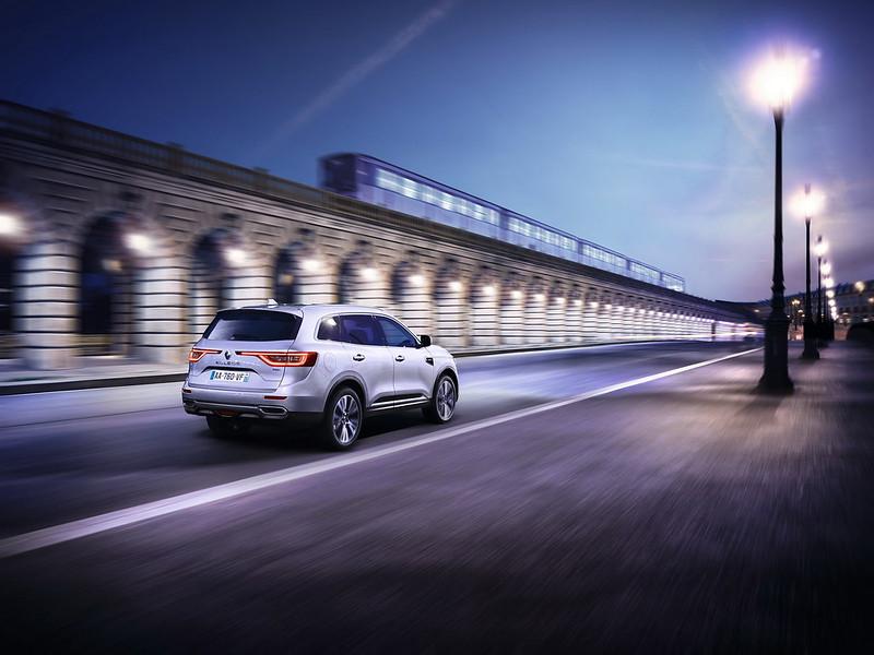 Новый Renault Koleos Initiale Paris