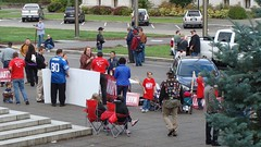 Open-carry demonstration in Olympia, Washington
