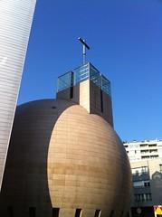 Spherical church