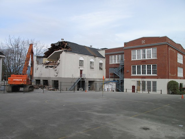 Demo - Kitchener Elementary School (1924)