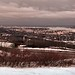 Thompson Hill Winter Panorama