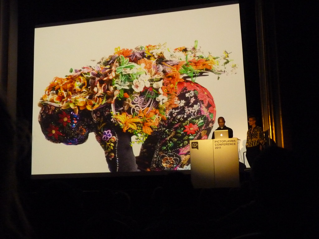 Nick Cave / Pictoplasma 2011