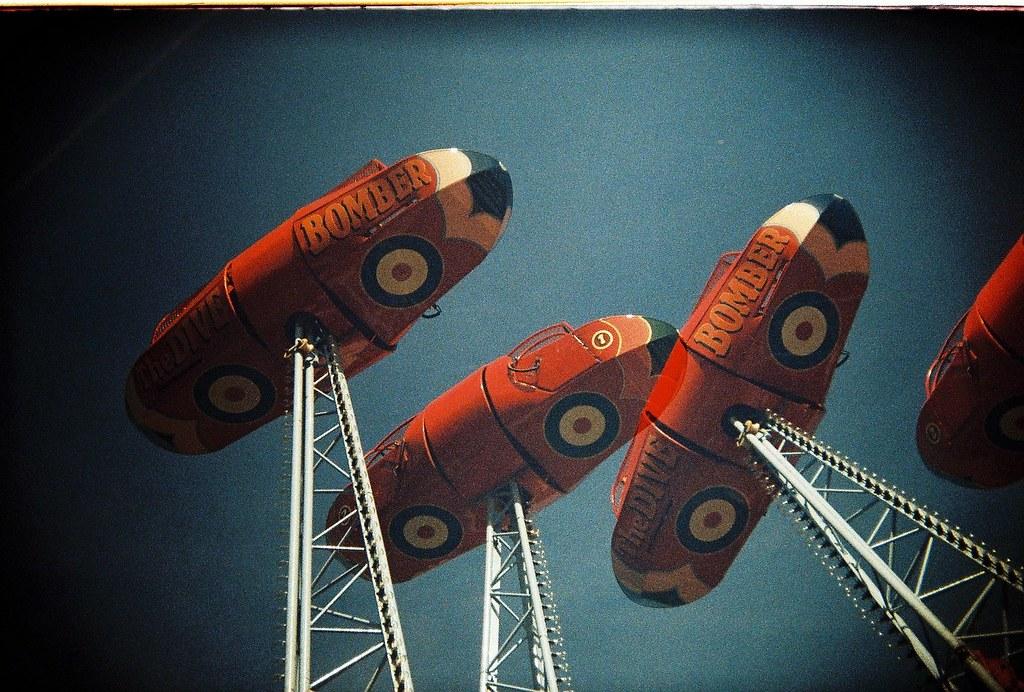 Flying bombers