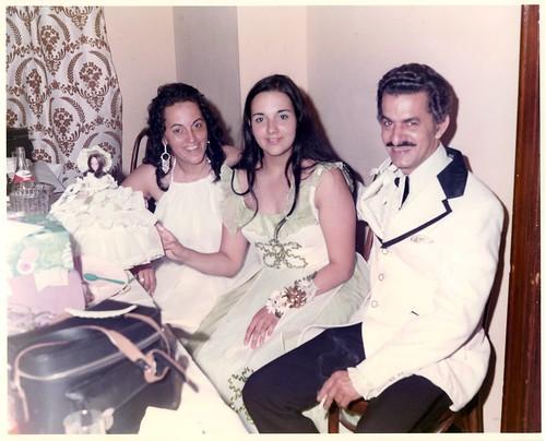 Ana's Quinceañera 1972