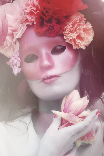 無料写真素材|人物|女性|仮面・マスク