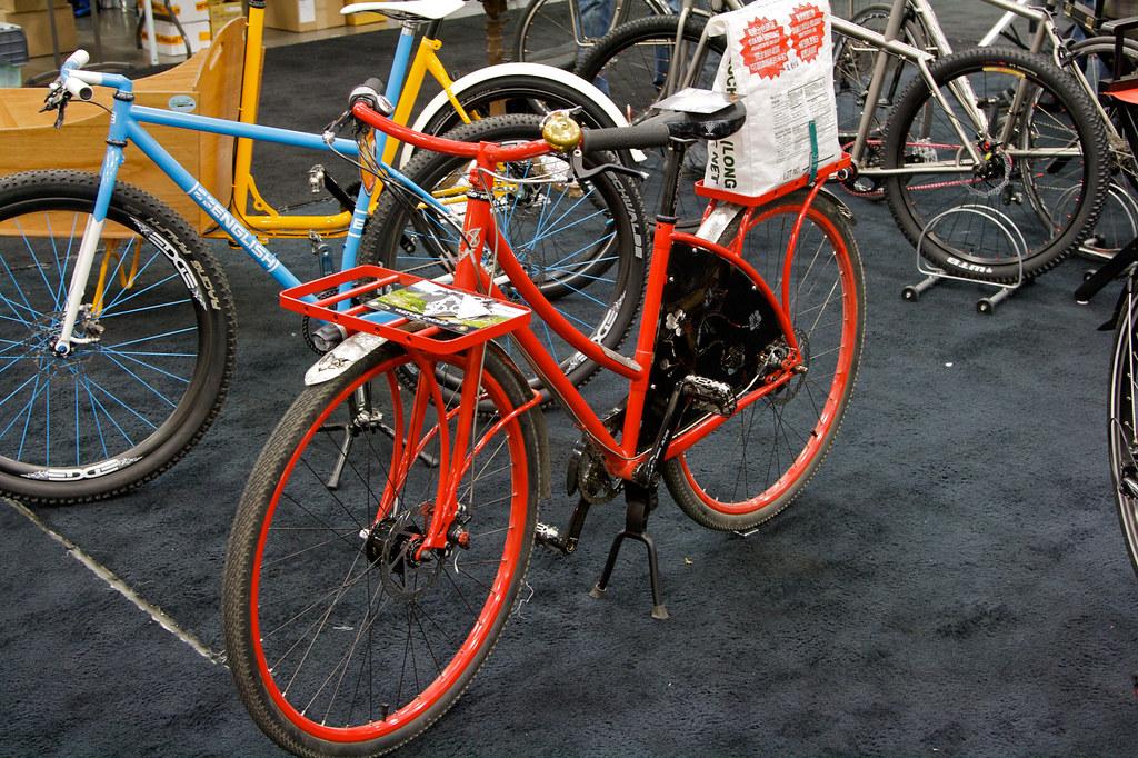 bike rice
