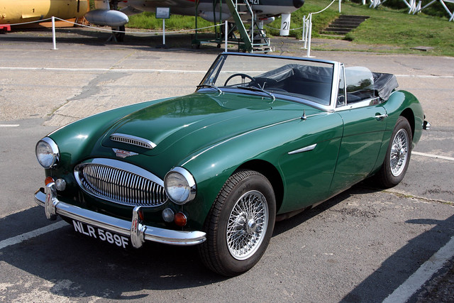 1968 Austin Healey 3000 http://www.flickr.com/photos/28439790@N03/5652254497/