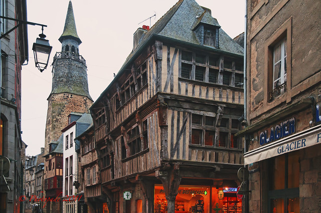 Dinan Bretagne France