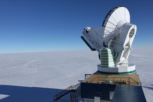 Antarctica: South Pole Telescope