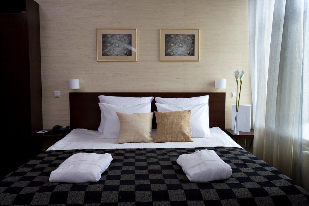 Zen room - von Stackelberg Hotel Tallinn