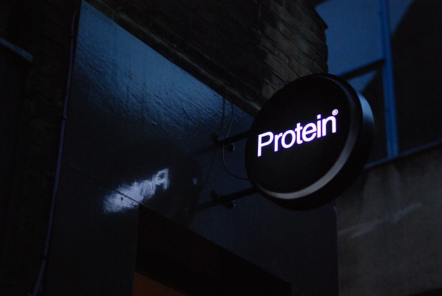 Protein® from Flickr via Wylio