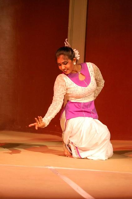 Actuación de Tanusree Shankar / Imagineindia 2011