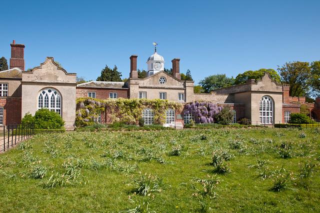 110501-03 Felbrigg Hall Gardens