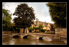 Bourton-on-the-Water Walk