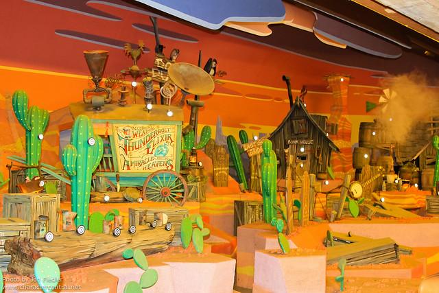 DLP Halloween 2010 - Rustler Roundup Shootin' Gallery