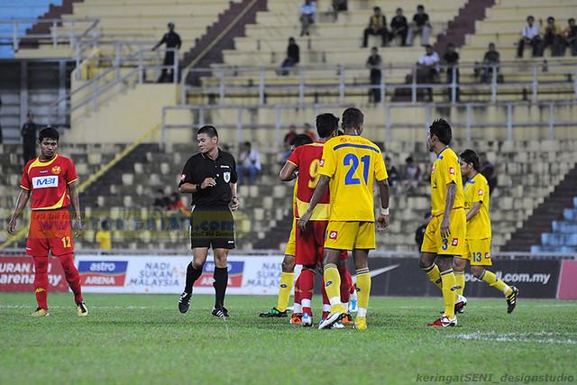malaysian super league 2011 pahang vs selangor full time result ...