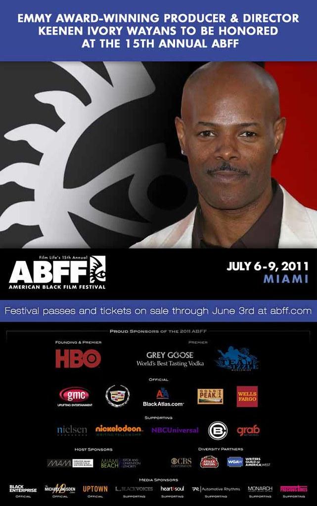 American Black Film Festival (ABFF) Buzz Party