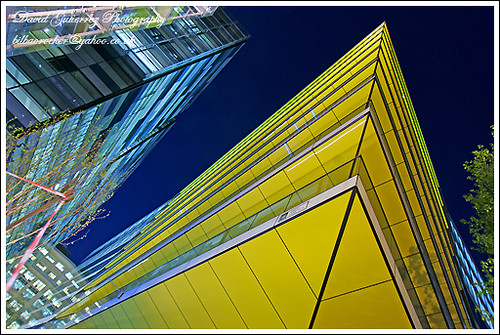London Abstract Architecture