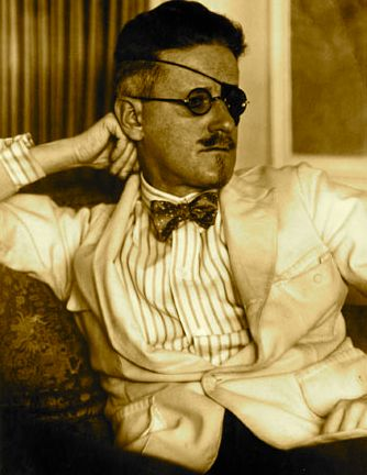 James_Joyce & His Glorious Eyepatch