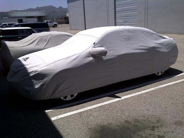 Z Car Cover