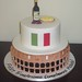 Italy Cake by Bee's Cake Design