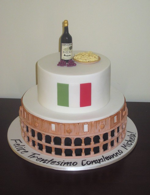 Very Best Italian Themed Cake Ideas 384 x 500 · 94 kB · jpeg
