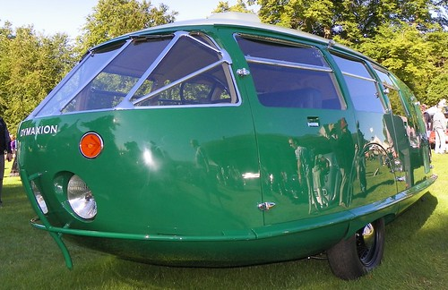 Goodwood Festival of Speed - Dymaxion