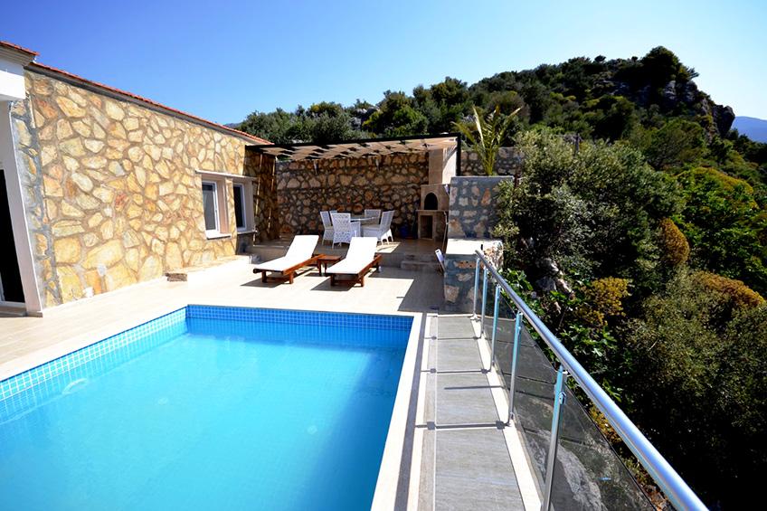 Kalkan/Kaş/Antalya, Türkiye kiralık villa , kiralık yazlık, yazlık villa - 3775