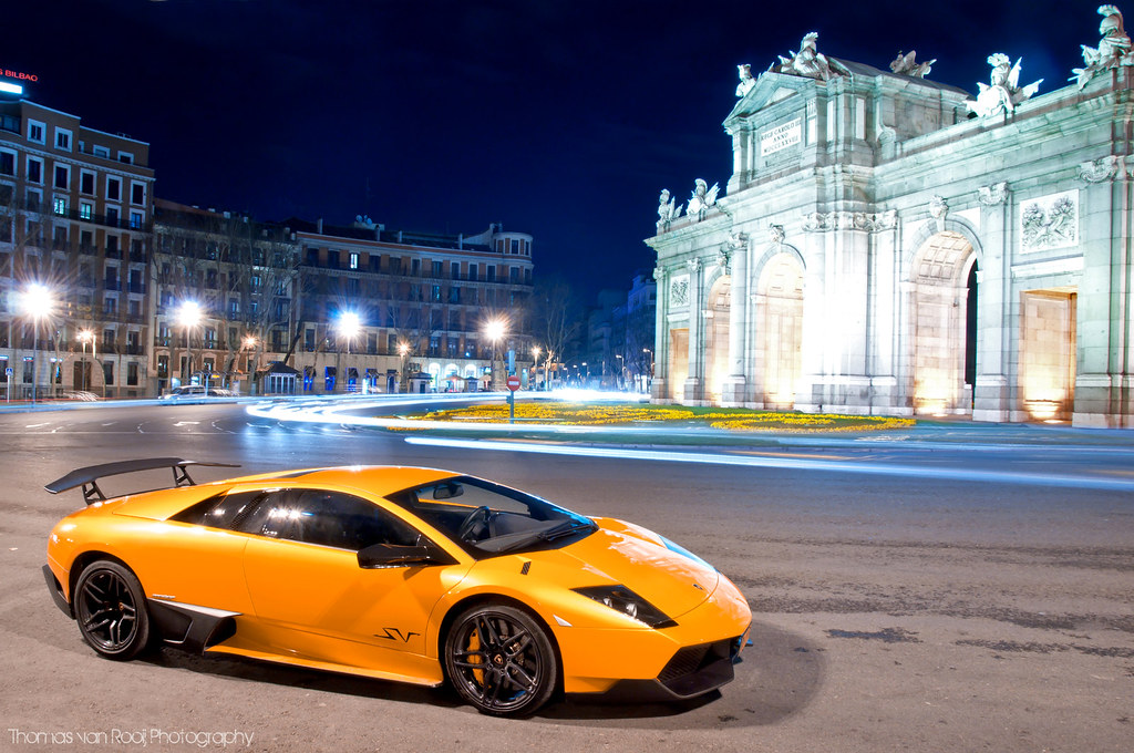 LP670 at Night