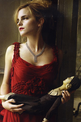 Red - Emma Watson