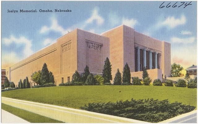 Joslyn Memorial, Omaha, Nebraska | Flickr - Photo Sharing!