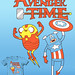 Avenger Time T-Shirt by StevenLefcourt
