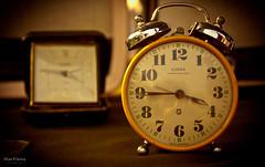yellow, alarm clock, clock,