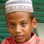Young Muslim Boy - Puthia, Bangladesh