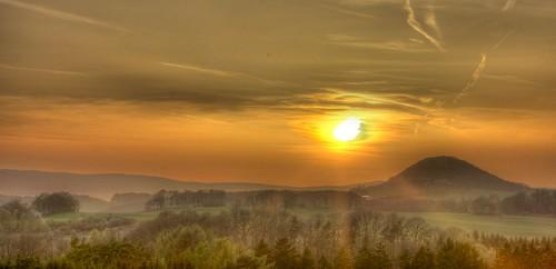 Rusteberg Sunset HDR