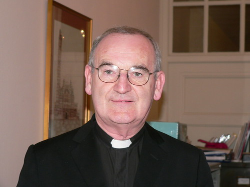Archbishop George Stack
