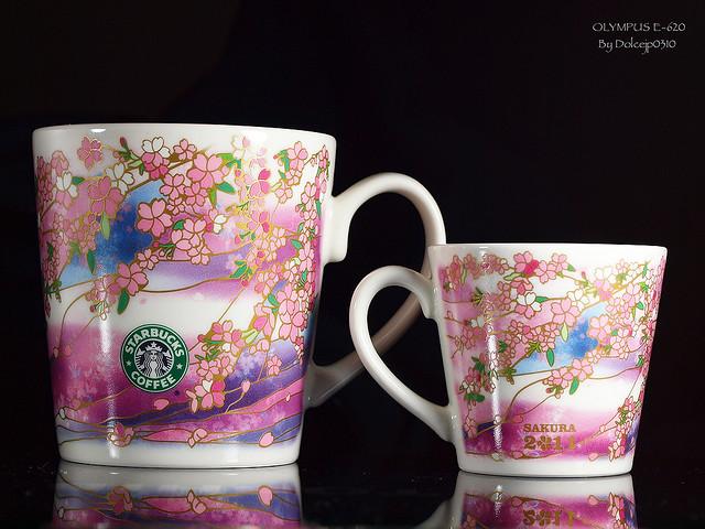 2011 Starbucks 櫻花杯