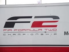 FIA Formula Two, F2 Championship Round 2 - Silverstone April 17th.