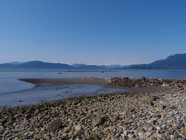 Wreck Beach @ UBC