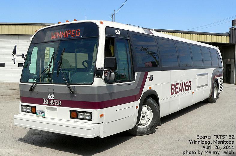 Beaver RTS 62