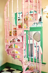 Honeydukes Staircase