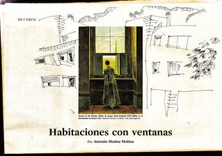 Habitaciones con ventanas