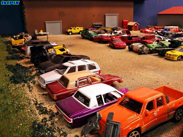 Dub City Model Cars