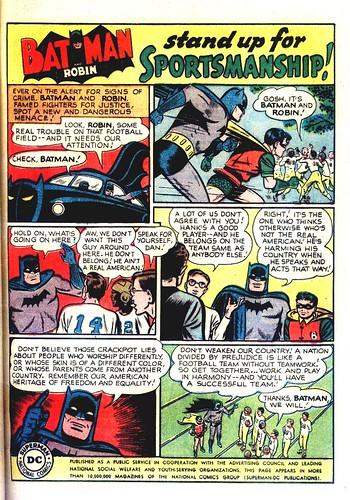 Batman anti-racism