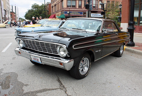 1964 Ford Falcon Sprint 2-Door Hardtop (2 of 4)