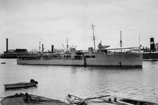 H.M.A.S. Yarra (I)