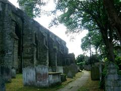 All Saint's Churchyard, Maidstone